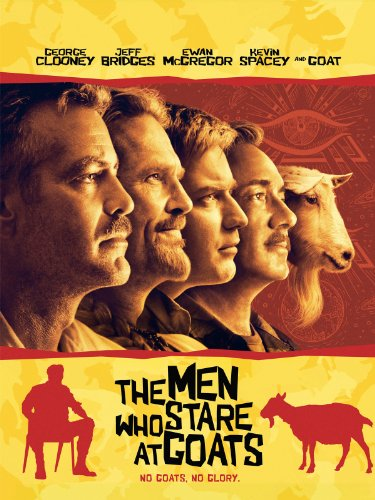 The Men Who Stare at Goats ()