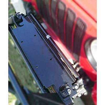 Rugged Ridge 11238.10 Winch Mount Plate