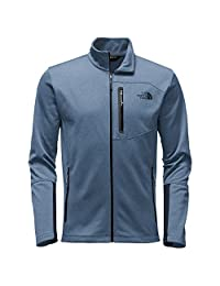 aee597c827ce Men s The North Face Canyonlands Full Zip Jacket Shady Blue Heather Size  X-Large