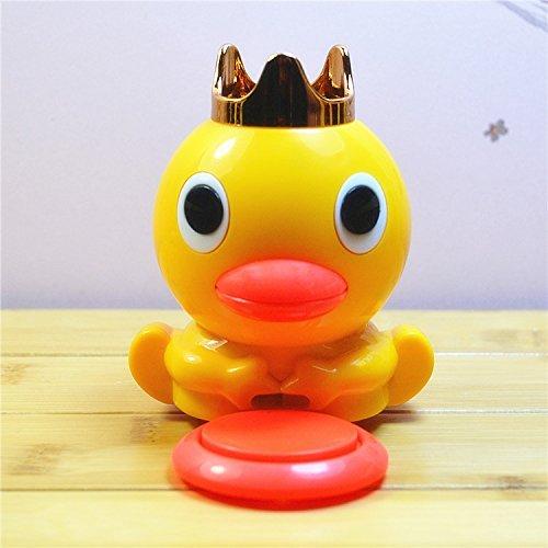 Domire Nail Art Nail Polish Blower Dryer Nail Tools Cute Duck Shape