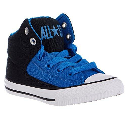 Mid Street All Black Niños Taylor White Chuck Converse Star Soar Zapatillas wEIXBxq