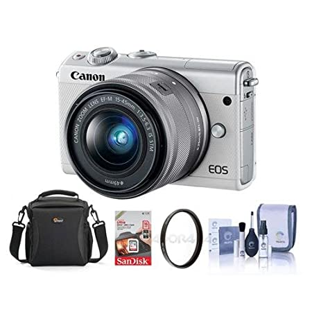 Review Canon EOS M100 Mirrorless