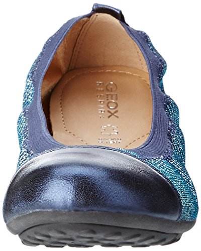 Geox a Blau Mujer Bailarinas Dk D Piuma Ballerina Navyc4021 para ppawqU4H