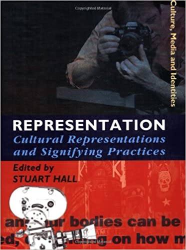 Representation cultural representations and signifying practices representation cultural representations and signifying practices culture media and identities series amazon stuart hall 9780761954323 books fandeluxe Choice Image