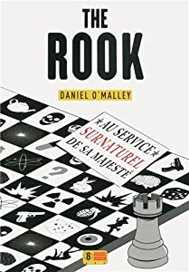 vignette de 'The Rook n° 1 (Daniel O'Malley)'