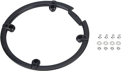 MTB Bike Chain Ring Bicycle Chainwheel Shield 42 Teeth Crankset Protect Cover