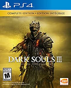 Dark Souls III - Fire Fades Edition - PlayStation 4