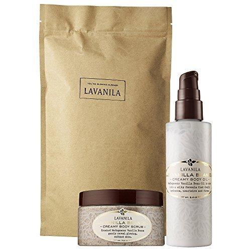 Lavanila Vanilla Bean Radiant Skin Set by Lavanila