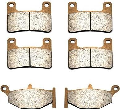 1 SET SEMI METAL REAR BRAKE PADS FOR GAS-GAS 80//125 Enduro 94-95