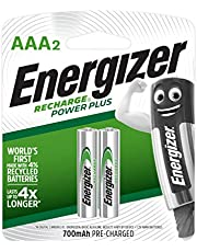 Energizer Recharge Universal NH12URP2AAA (Packaging may vary), 2ct