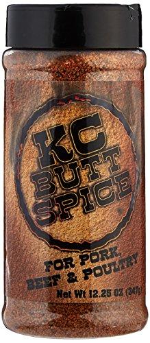 KC Butt Spice - 12.25 Oz (Best Dry Rub For Boston Butt)