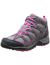 Merrell Hilltop Ventilator Mid WTP Girls Hiking Boots / Sneakers