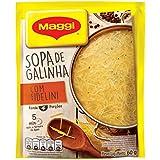 Sopa, Galinha com Fidelini, Maggi, Sachê, 60 g