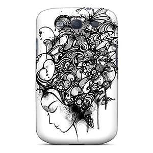 Premium Durable 7 Sea Fashion Tpu Galaxy S3 Protective Case Cover