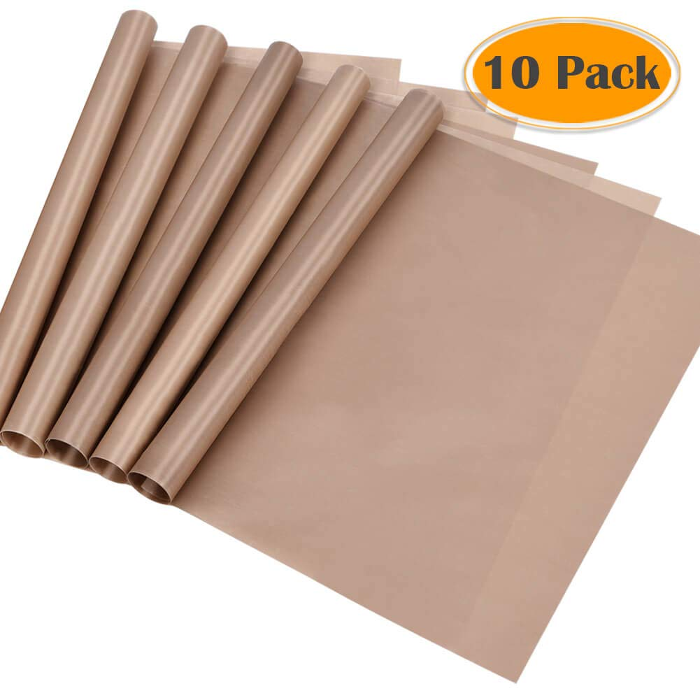 Selizo 10 Pack Teflon Sheet