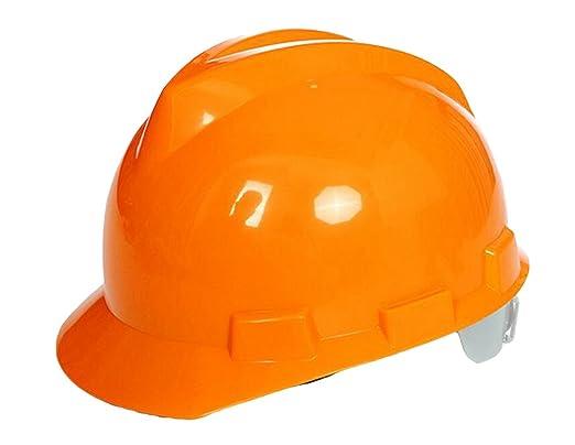 Sentao Casco de protección Trabajo Protector de Cabeza Casco de Seguridad: Amazon.es: Ropa y accesorios