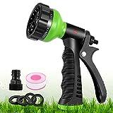 Best Hose Nozzles - Garden Hose Nozzle Spray Nozzle Heavy Duty Water Review