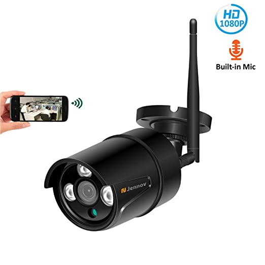 Cámara De Video Vigilancia IP 1080P 2Mp WiFi Cámara De ...