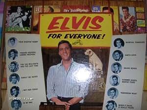 elvis for everyone! LP