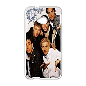Custom Cover Case Fashion Backstreet Boys Time For HTC One M7 SXSWA947315