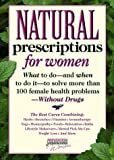 Natural Prescriptions for Women, Susan Berg, 0875964346