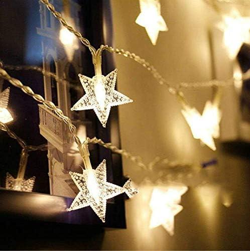 Lichterketten 30M 220V LED Weihnachten Girlanden Stern Lichterketten Outdoor/Indoor Fee Lampe Für urlaub Neue Jahr Party Dekoration