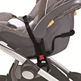 Baby Jogger Car Seat Adapter Single, City Select/City Versa (Discontinued by Manufacturer)