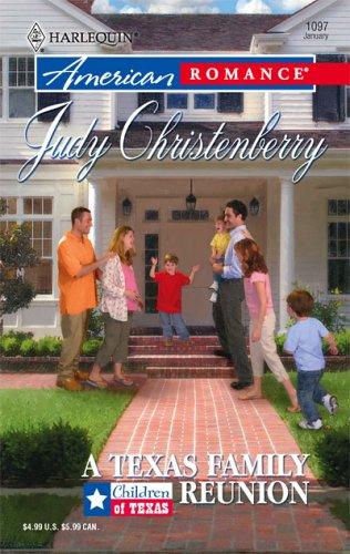book cover of A Texas Family Reunion