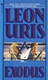 Front cover for the book Exodus by Leon Uris