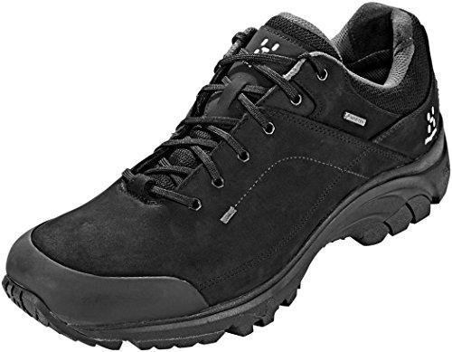 Haglöfs Ridge GT Shoes Men Black Shoe Size UK 7.5/EU 41 1/3 2018 nJ9Z9uK9I
