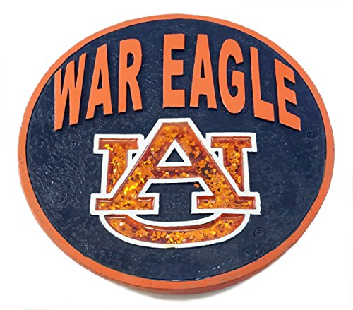 Hanna's Handiworks Auburn University War Eagle Stepping Stone