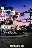 Notebook: Fun Spot America Carousel Orlando Fl , Journ...