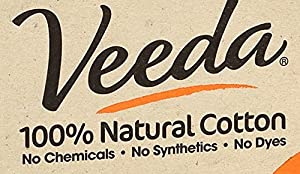 Veeda Applicator Tampons