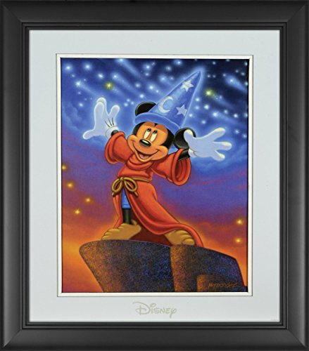 Mickey Mouse Framed