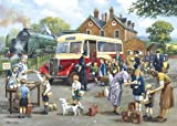Gibsons Puzzle - The Evacuees (1000 pieces) by Gibsons Games
