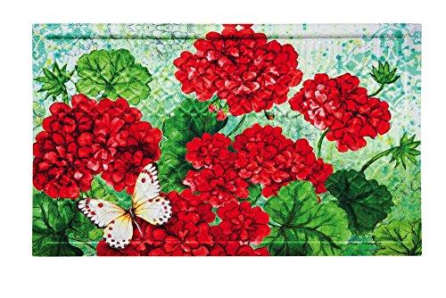 Evergreen Geranium Embossed Floor inches product image