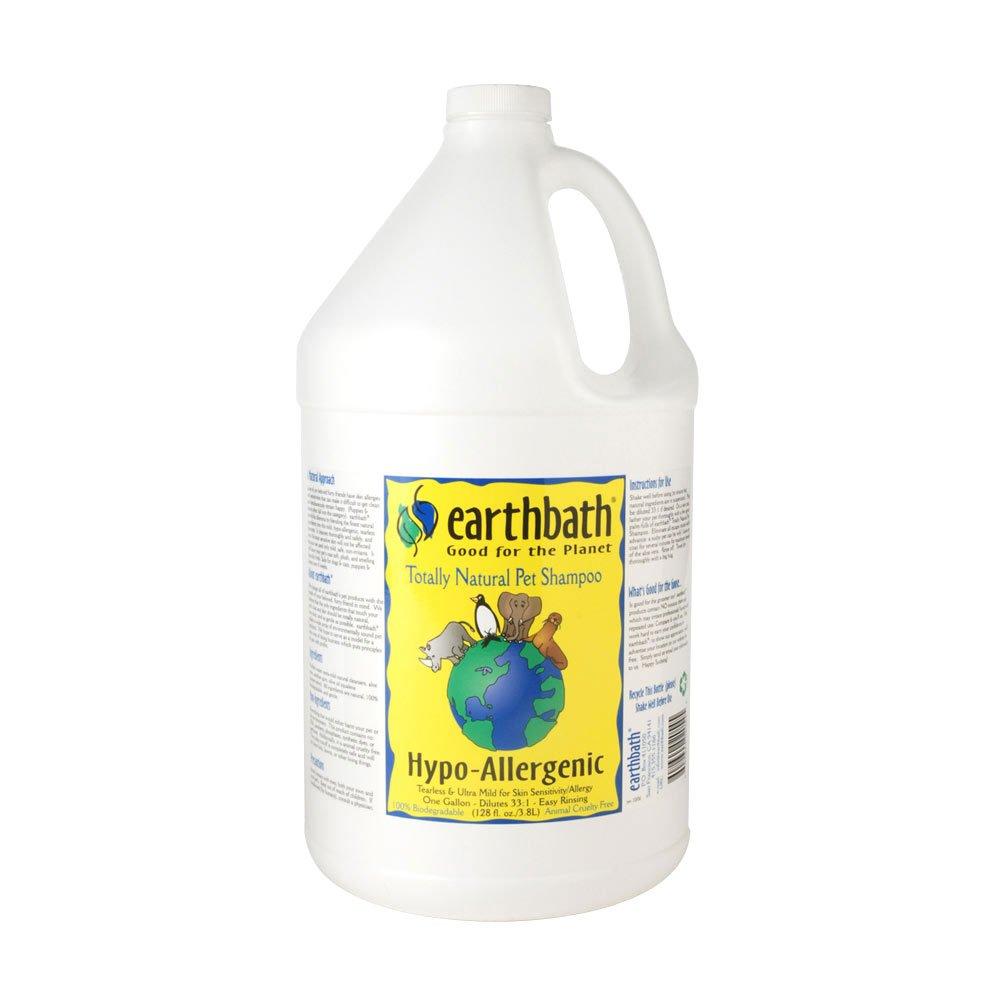 Earthbath Hypo-Allergenic Concentrated Shampoo, 1-Gallon