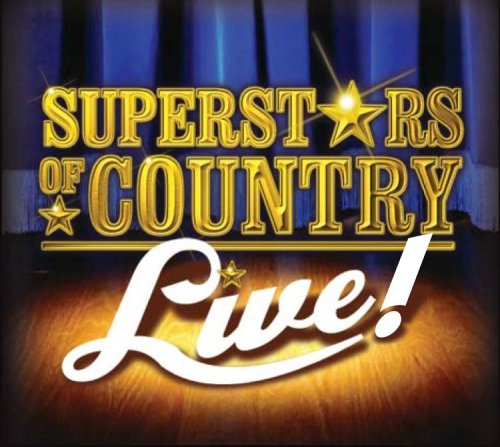 Superstars Of Country: Live by The Girls (Image #1)