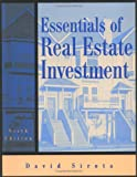 Essentials of Real Estate Investment, Sirota, David, 0793126304