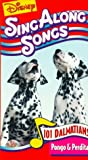 Disney Sing Along Songs: 101 Dalmatians / Pongo [Import]