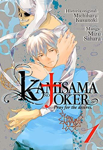 Kamisama No Joker, Vol. 1 por Mizu Sahara,Michiharu Kusunoki