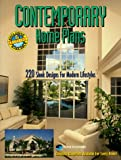 Contemporary Home Plans, Home Planners, 1881955427
