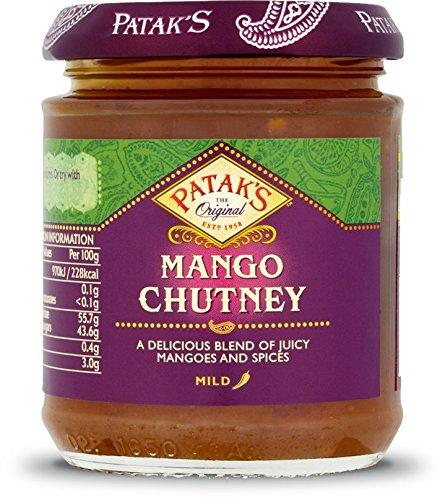 Patak's Mild Mango Chutney (340g)