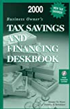 2000 Business Owner's Tax and Finance Deskbook, Myers, Terence M., 015607009X