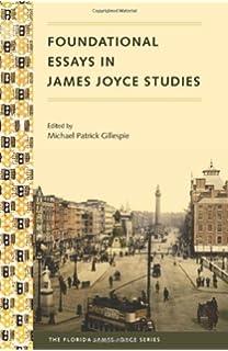James joyce essays