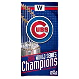 "Chicago Cubs WinCraft 2016 World Series Champions 30"" x 60"" Full Color Beach Towel"