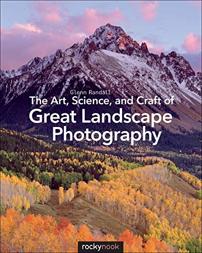 The Art, Science, and Craft of Great Landscape Photography teaches photographers how to convert their visual peak experiences-moments of extraordinary natural beauty that evoke a sense of wonder and awe-into stunning images that elicit the same aw...