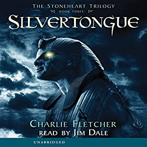 Silvertongue Audiobook