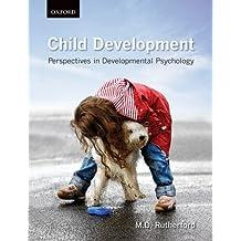 Child Development: Perspectives in Developmental Psychology