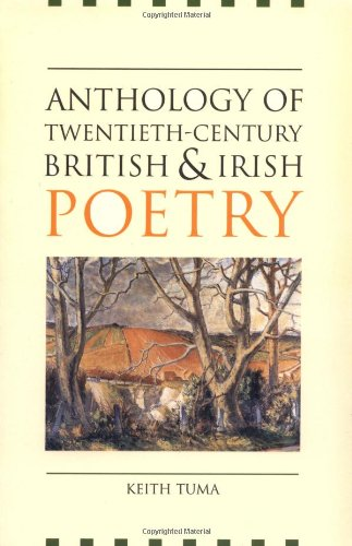 Anthology of Twentieth-Century British and Irish Poetry by Oxford University Press